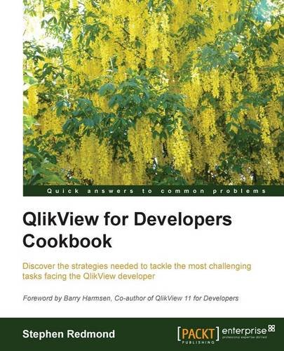 QlikView for Developers Cookbook: обзор