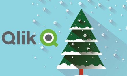 Новый Год, Снег и Qlik!