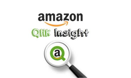 Qlik Sense для жизни: Mario и разумные покупки в Amazon
