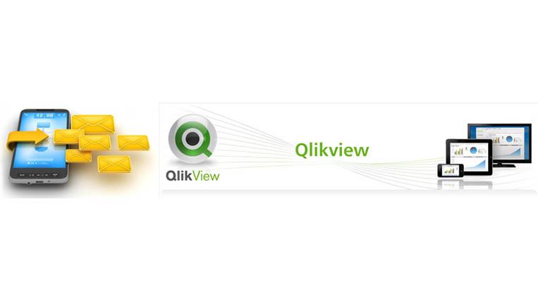 Рассылка данных через Оповещения в QlikView