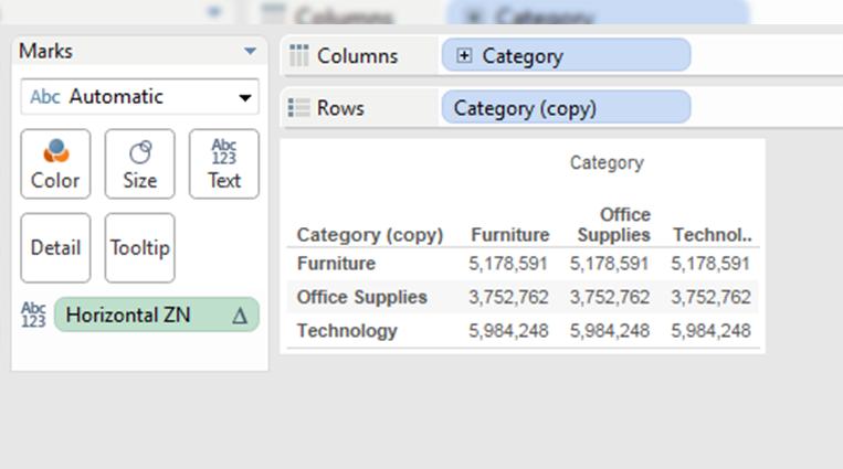Создание средней строки или колонки в сводной таблице QlikView