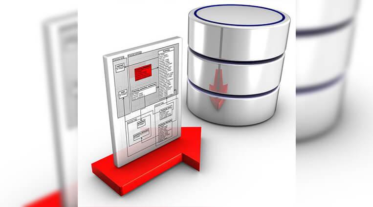 Хранение модели данных в едином QVD