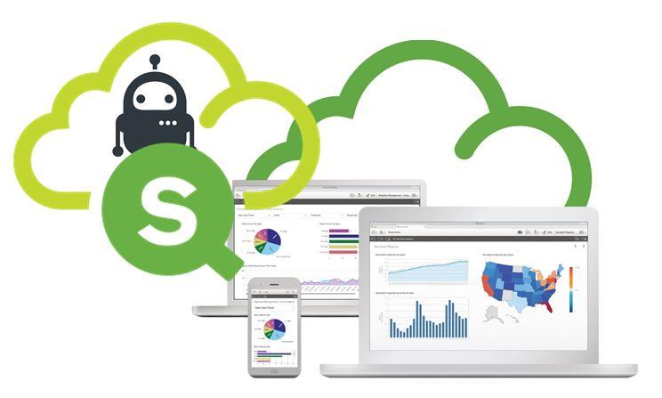 Робот в облаке: автоматическая загрузка файла в Qlik Sense Cloud