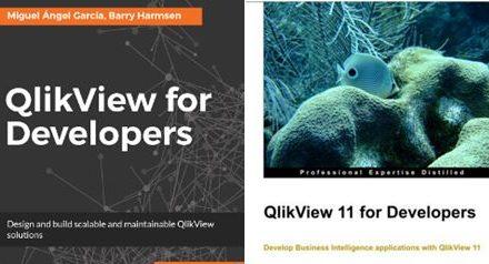 QlikView for Developers: вышла обновленная версия знаменитой книги