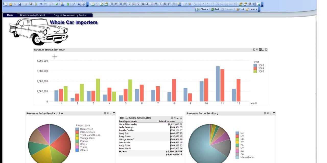 QlikView: экспорт данных в PDF с помощью макроса