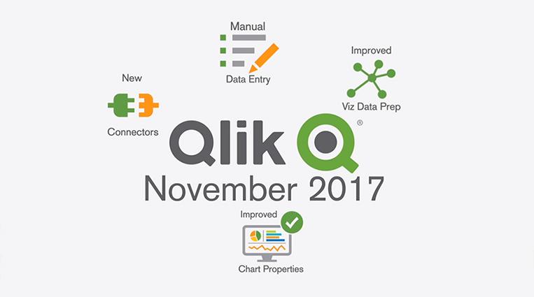 Релиз Qlik November 2017: что нового?