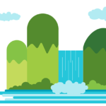 Водопад в Qlik Sense: пошаговая инструкция