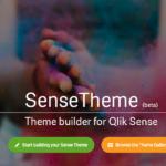 Он-лайн редактор кастомных тем Qlik Sense без программирования