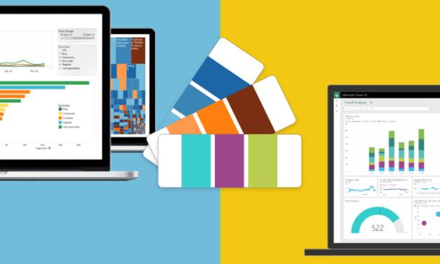 Цветовые палитры Tableau и Power BI в Qlik Sense: скачайте кастомную тему