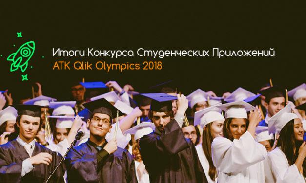 ATK Qlik Olympics 2018: лучшие приложения студентов