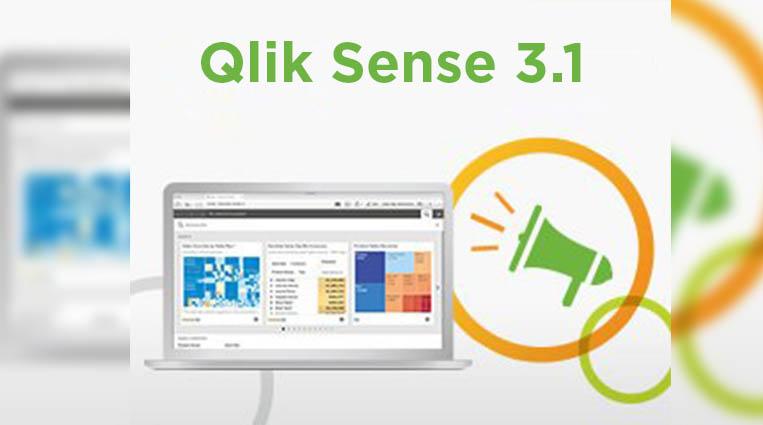 Qlik Sense 3.1: что нового, или почему пользователь будет доволен