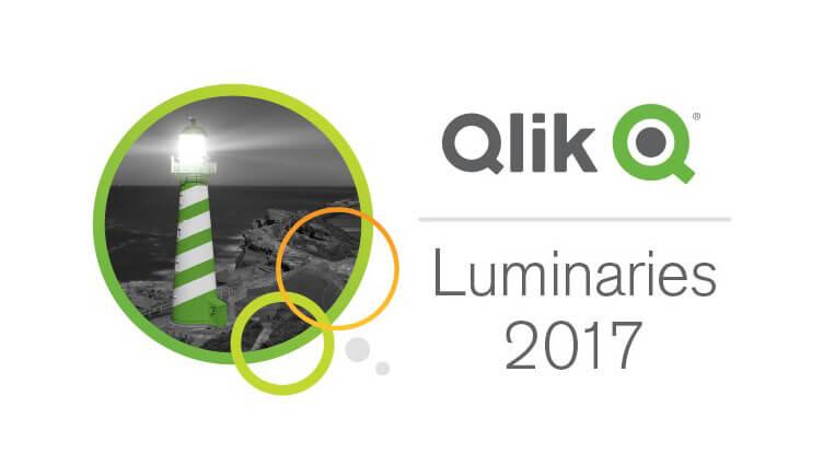 QLIK LUMINARY 2017: Теперь в России два светила Qlik