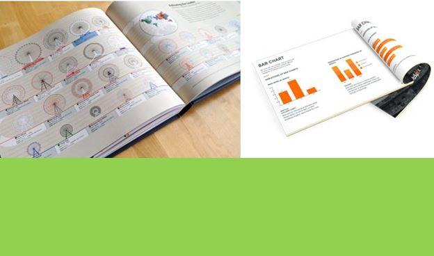 Визуализация данных: новая подборка книг