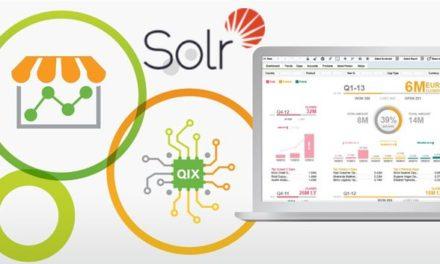Qlik и Solr: аналитика неструктурированных данных