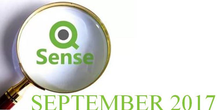 Спойлер? Qlik Sense September 2017 уже на подходе!