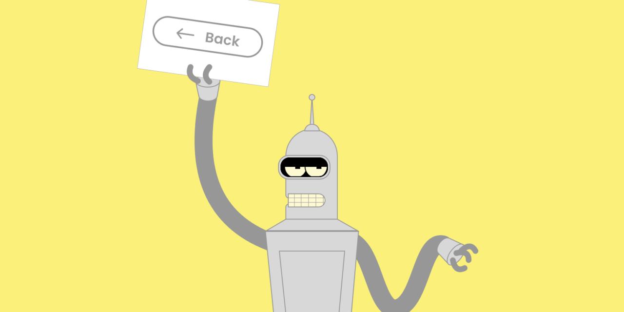 Кнопка «Назад» в QlikView с блэкджеком и триггерами
