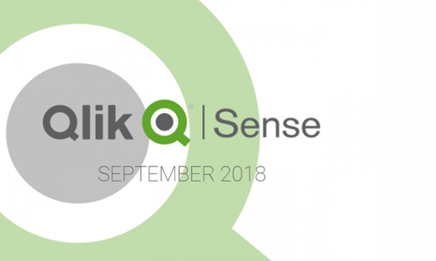 Qlik Sense September 2018: что нового?